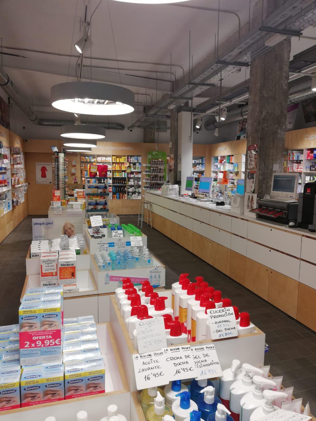 Productos de gran calidad en farmacia de Barakaldo