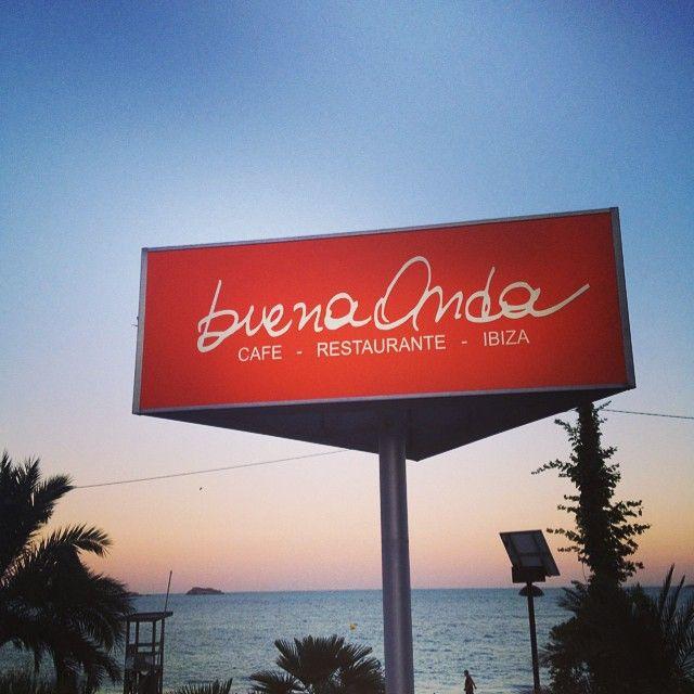 Buena Onda Ibiza, Café Restaurante