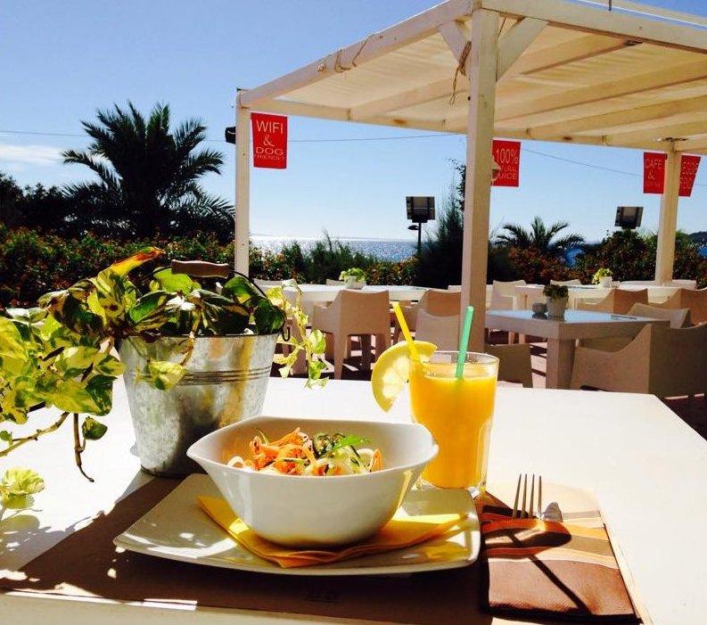 """Desayuno """"Especial"""": Carta de Buena Onda Ibiza"""