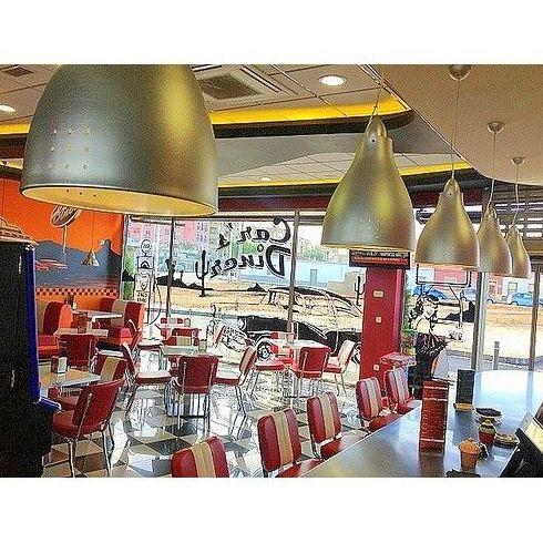 Para los más peques: ¿Qué como? de Car's Diner Cafetería Americana