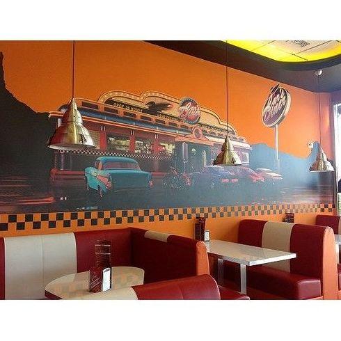 Club Sándwich: ¿Qué como? de Car's Diner Cafetería Americana