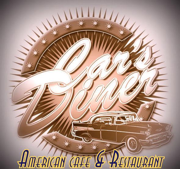 Entrantes y ensaladas: ¿Qué como? de Car's Diner Cafetería Americana