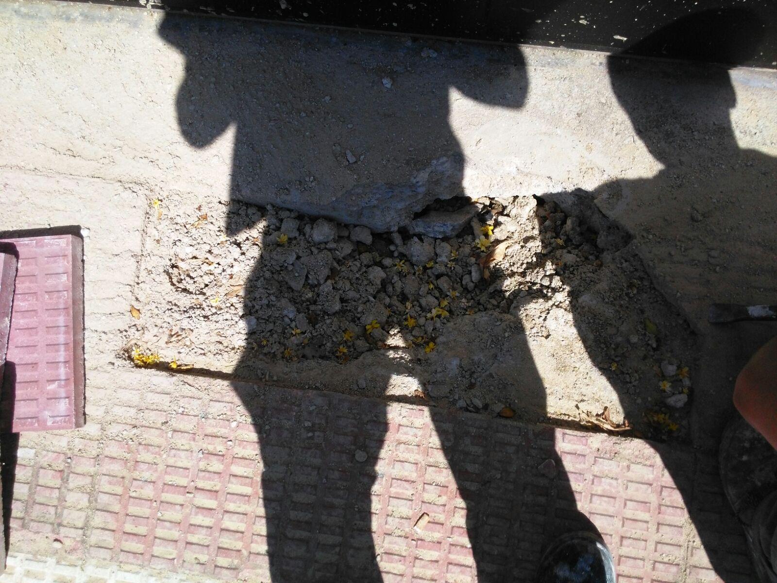 Albañilería: Áreas de trabajo de Multiservicios RGD