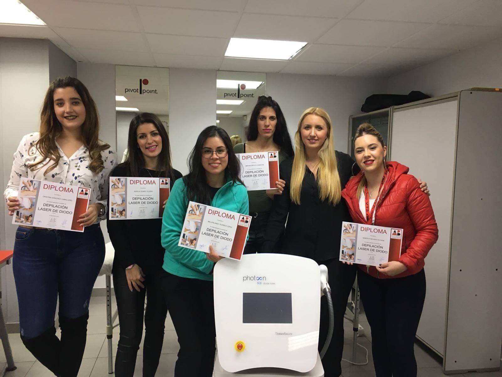 Foto 3 de Academias de peluquería y estética en Córdoba | Alicia Bravo