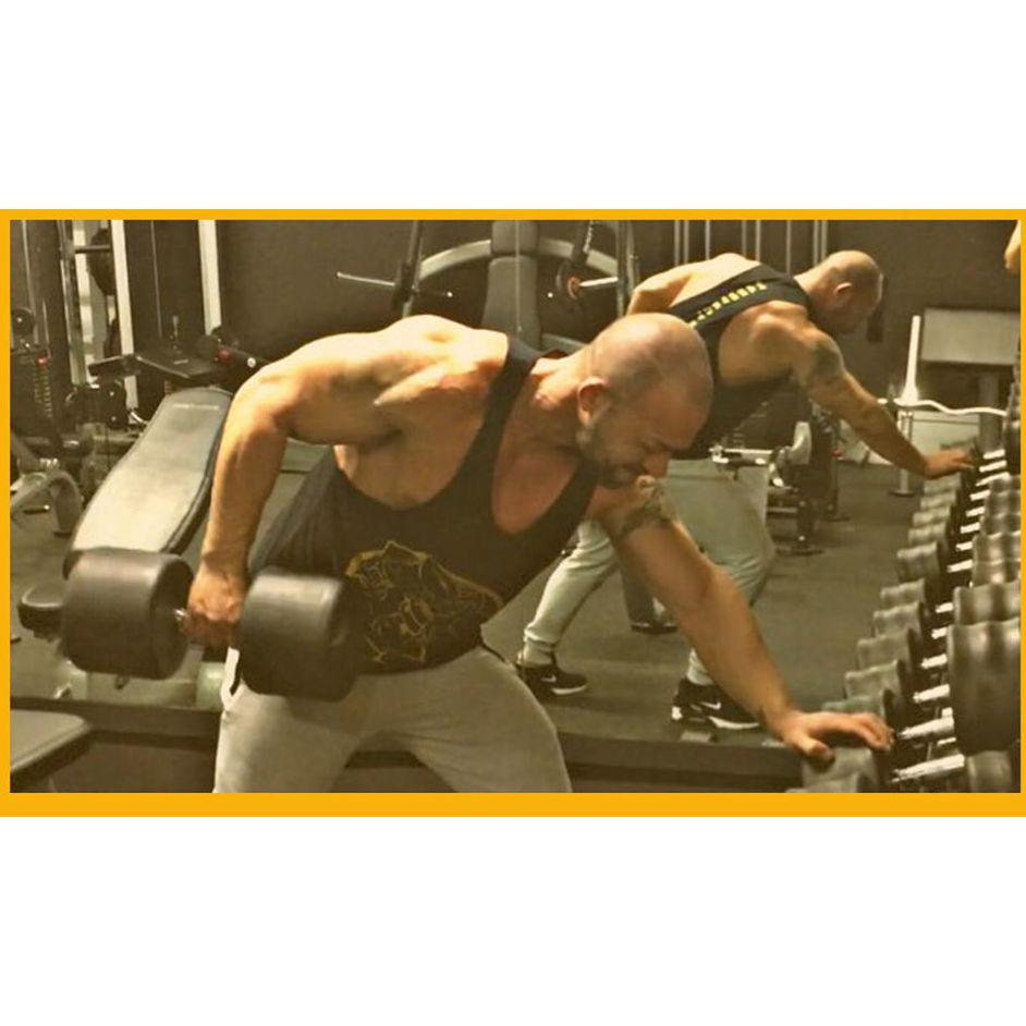 Equip de preparació física: Serveis de HardProtein