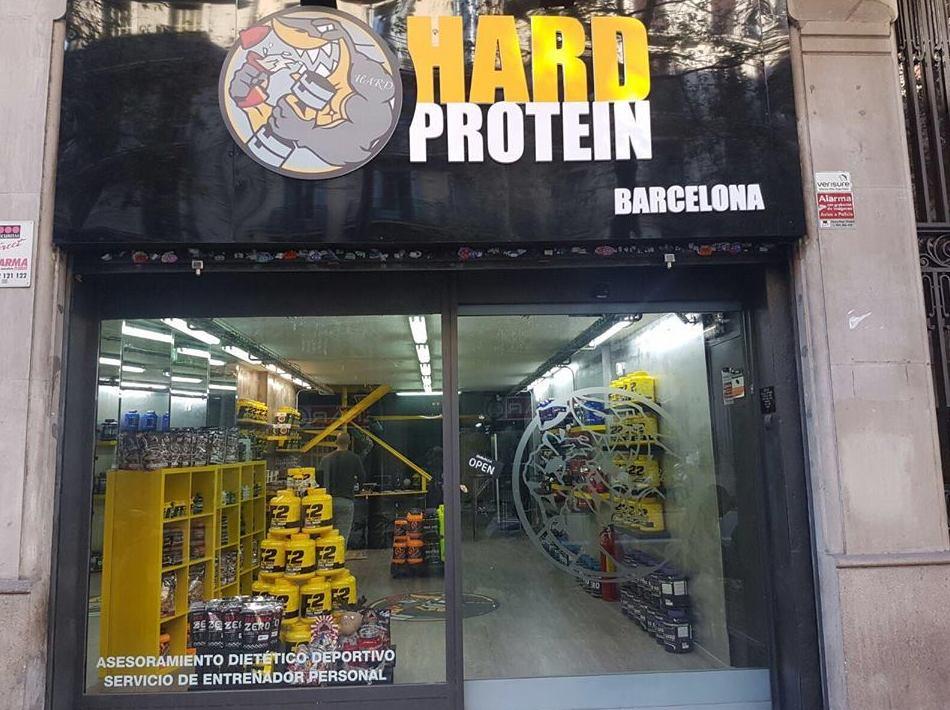 Fisioterapia y masaje deportivo: Servicios de HardProtein