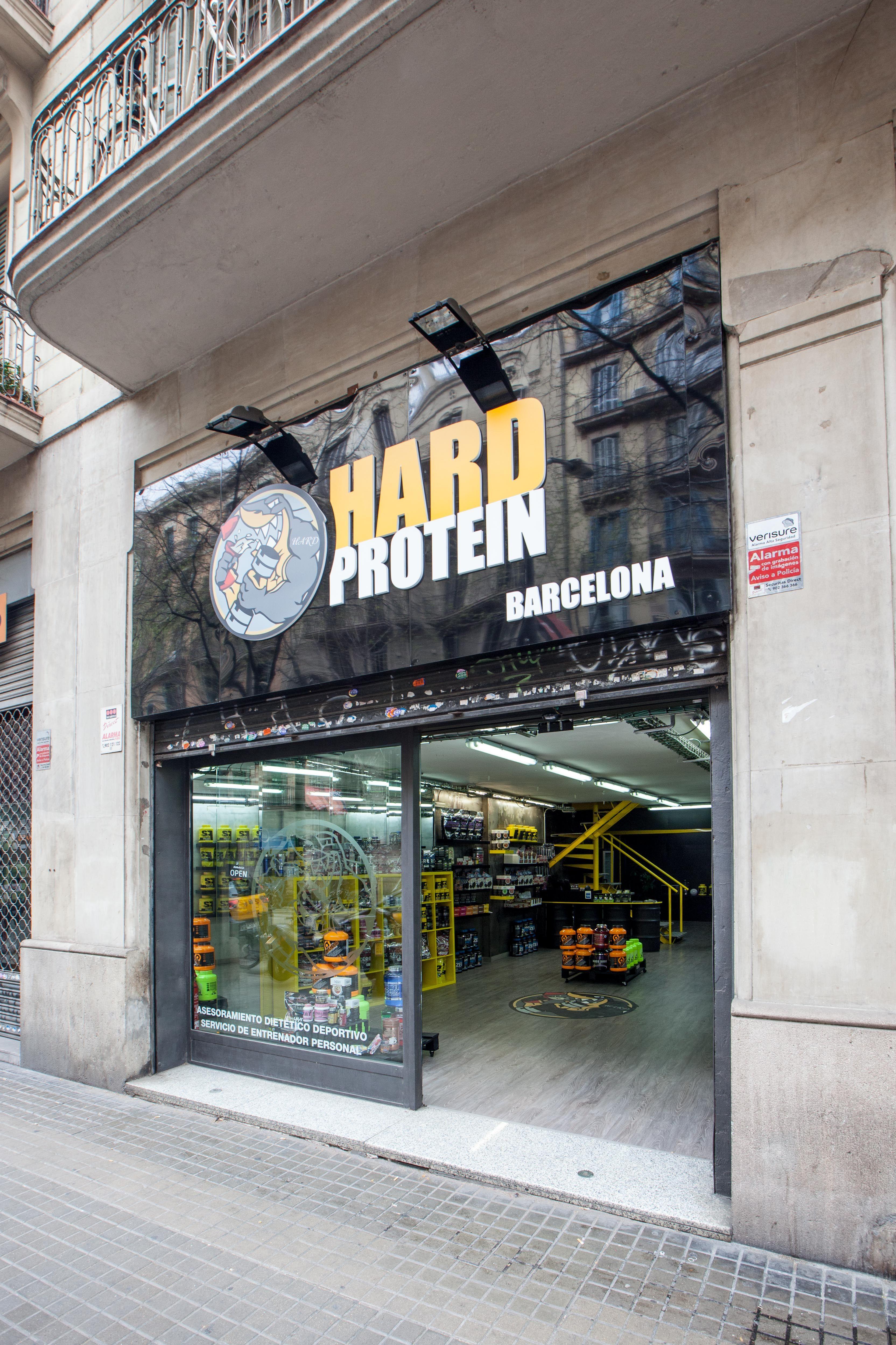 Foto 2 de Nutrición deportiva en Barcelona | HardProtein