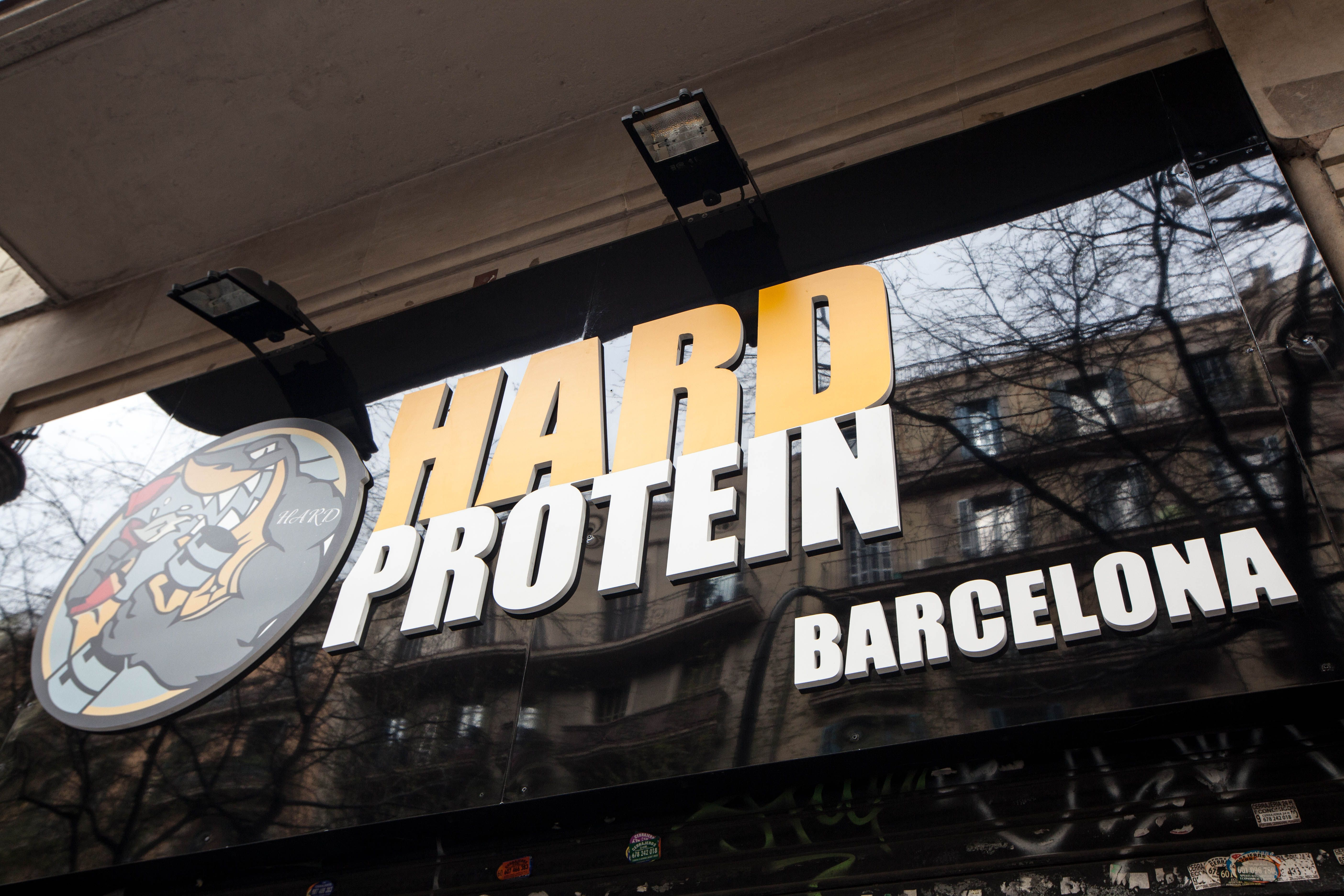 Foto 1 de Nutrició esportiva en Barcelona | HardProtein
