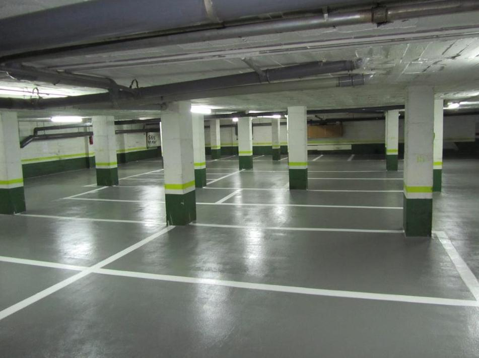 Pavimentos interior: Obras realizadas de Paviasfalt