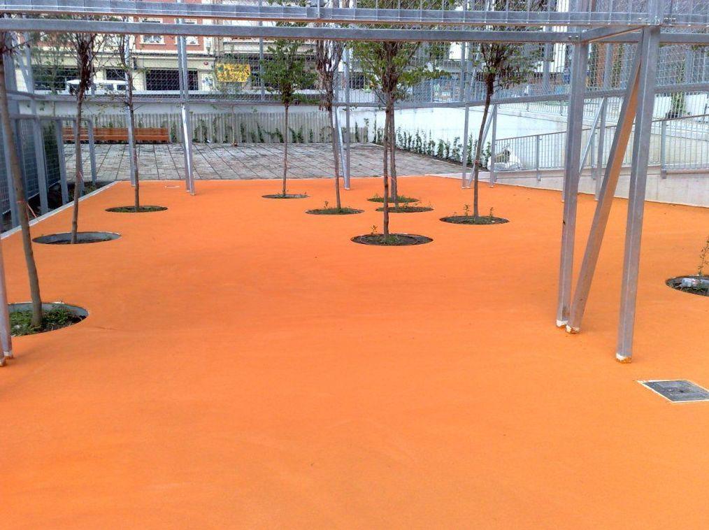 Foto 106 de Pavimentos industriales en Sant Boi de Llobregat | Paviasfalt