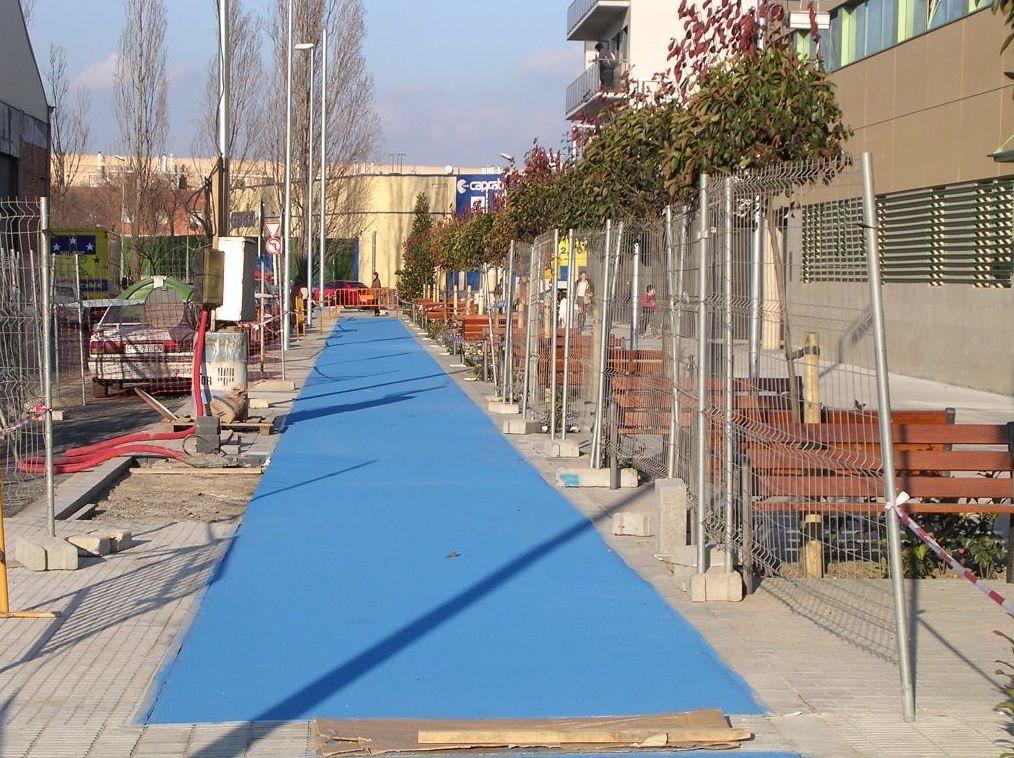Foto 96 de Pavimentos industriales en Sant Boi de Llobregat | Paviasfalt