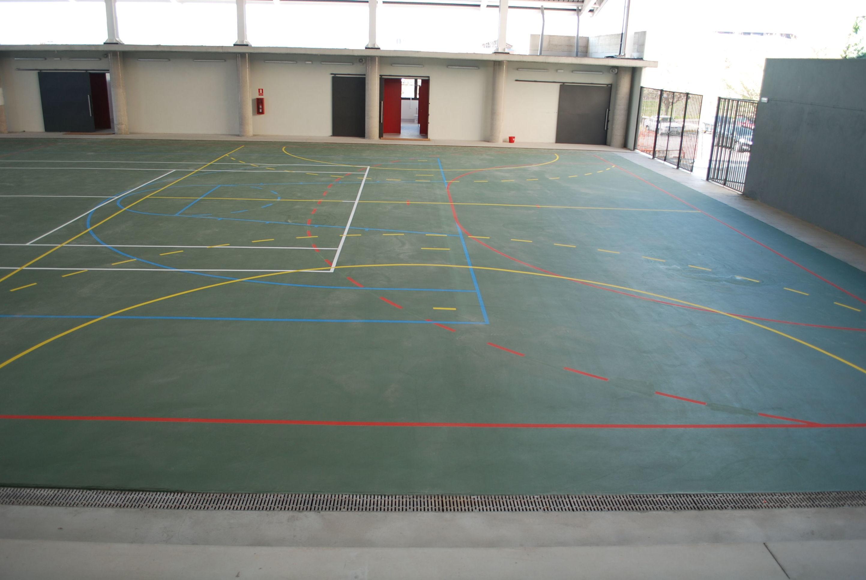 Foto 49 de Pavimentos industriales en Sant Boi de Llobregat | Paviasfalt