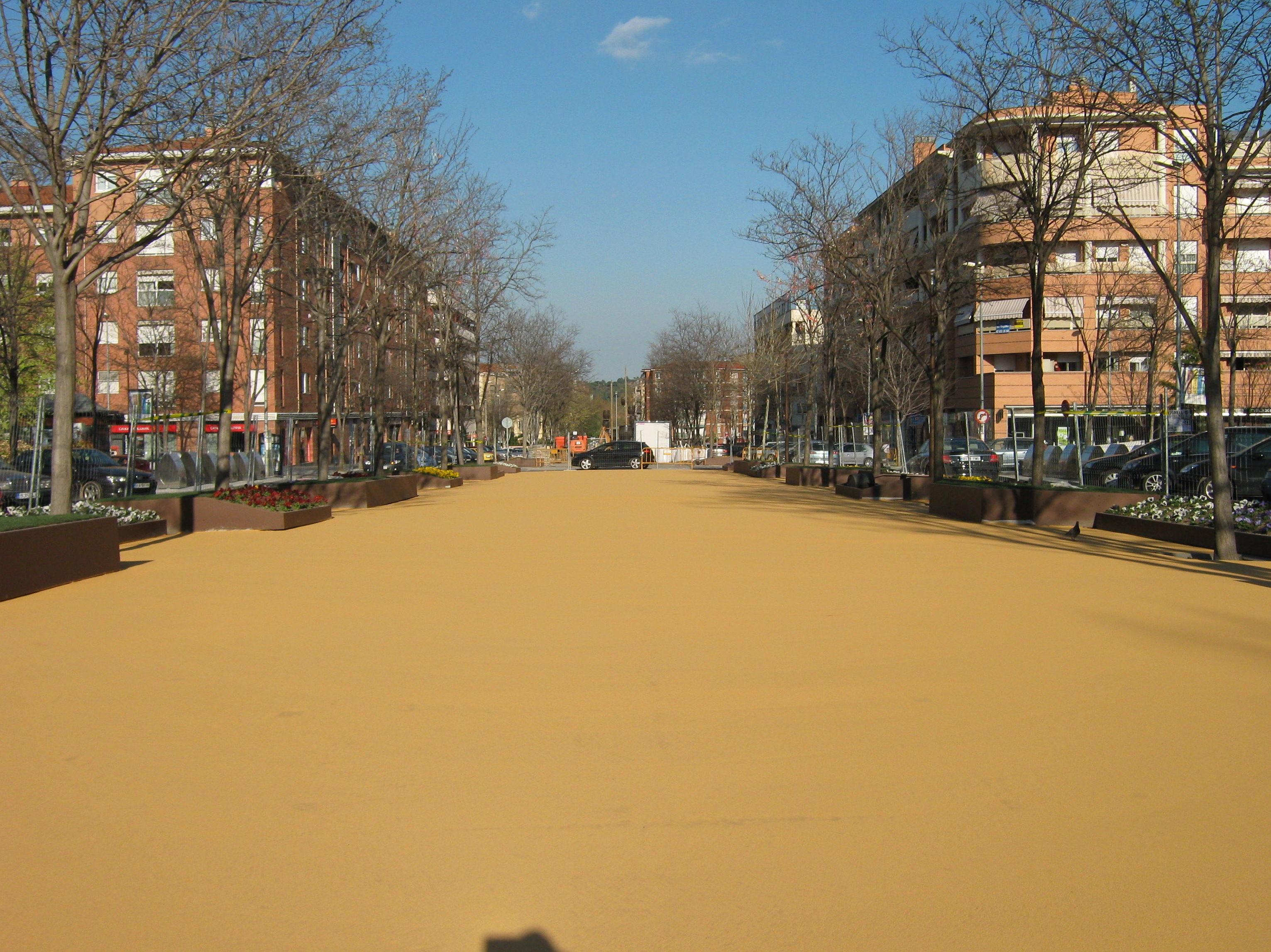 Foto 128 de Pavimentos industriales en Sant Boi de Llobregat | Paviasfalt