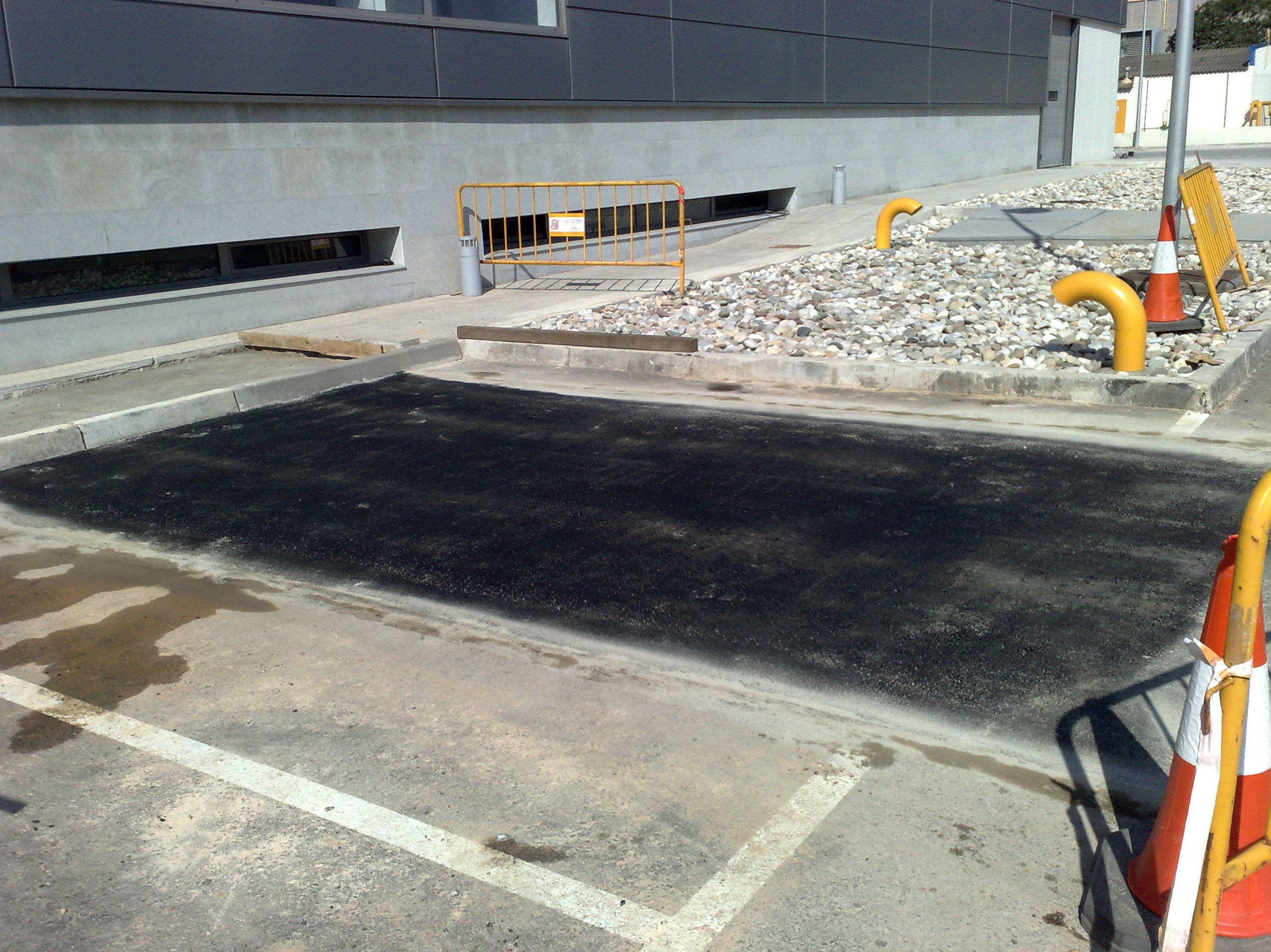 Foto 85 de Pavimentos industriales en Sant Boi de Llobregat   Paviasfalt