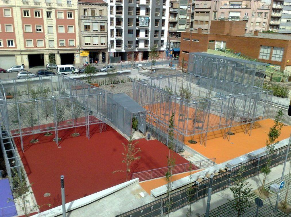 Foto 107 de Pavimentos industriales en Sant Boi de Llobregat | Paviasfalt