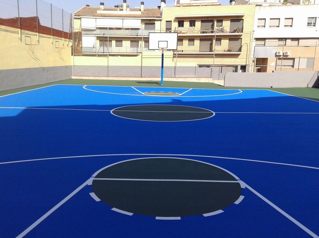 Foto 4 de Pavimentos industriales en Sant Boi de Llobregat | Paviasfalt