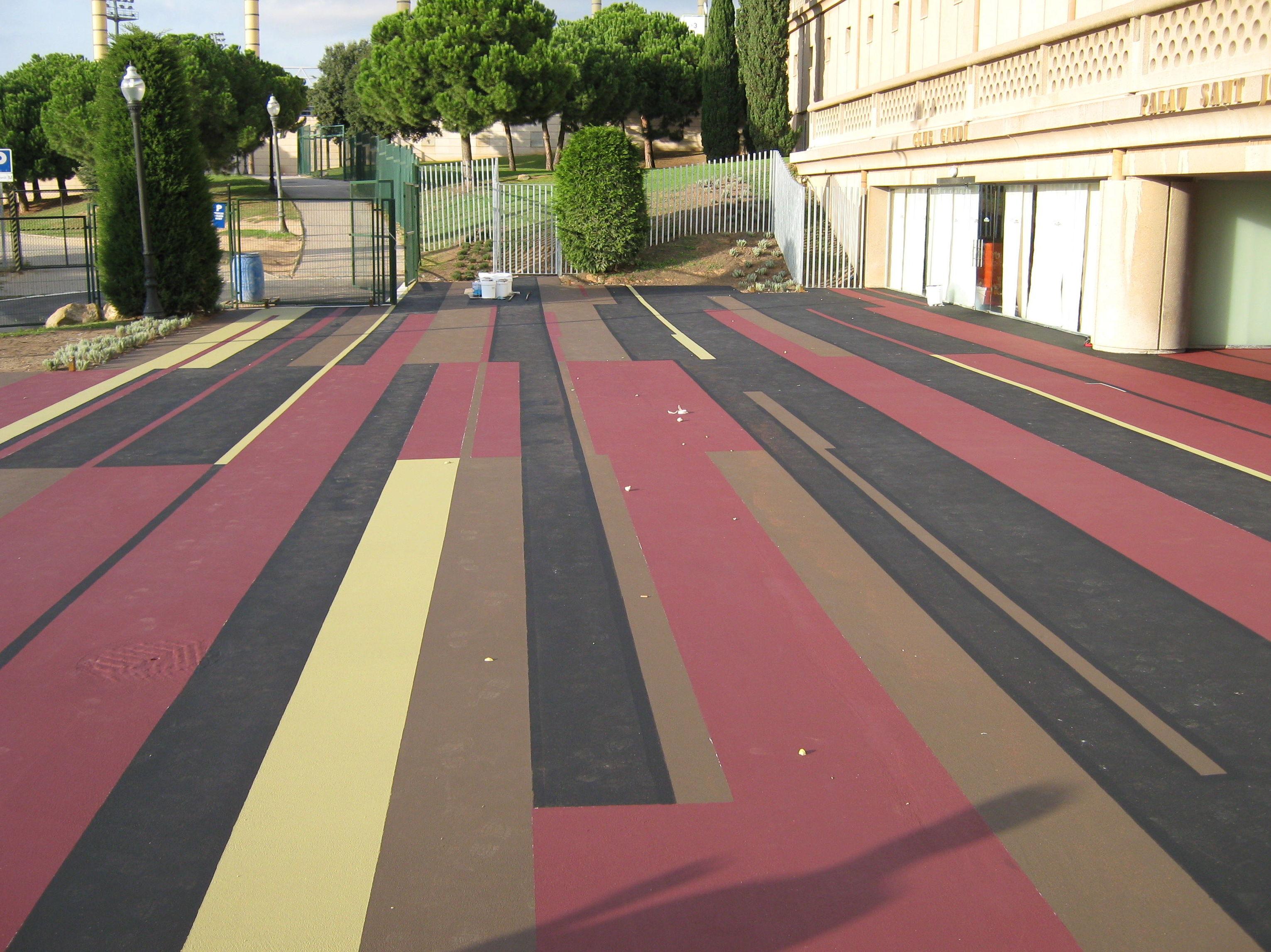 Foto 12 de Pavimentos industriales en Sant Boi de Llobregat | Paviasfalt