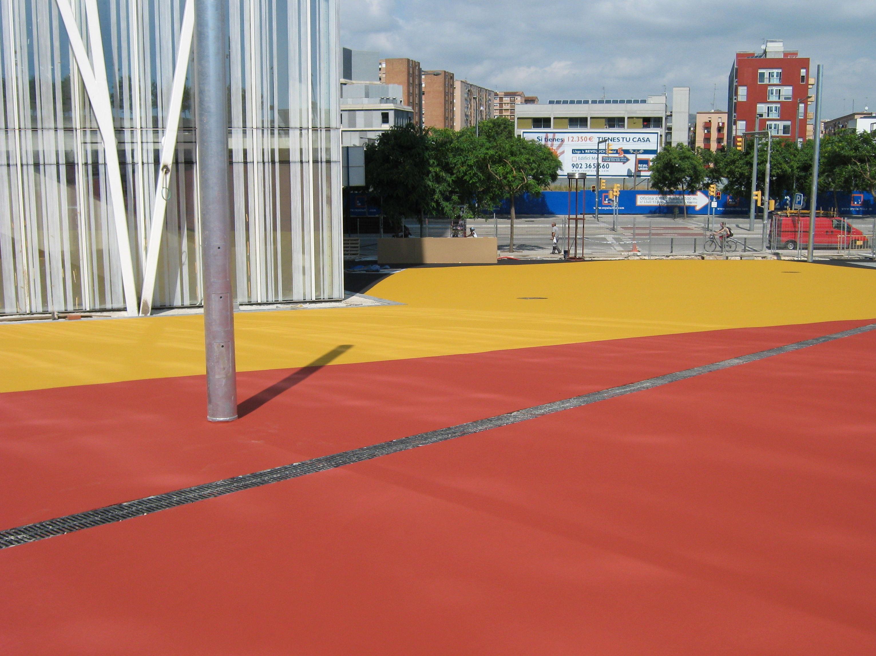 Foto 100 de Pavimentos industriales en Sant Boi de Llobregat | Paviasfalt