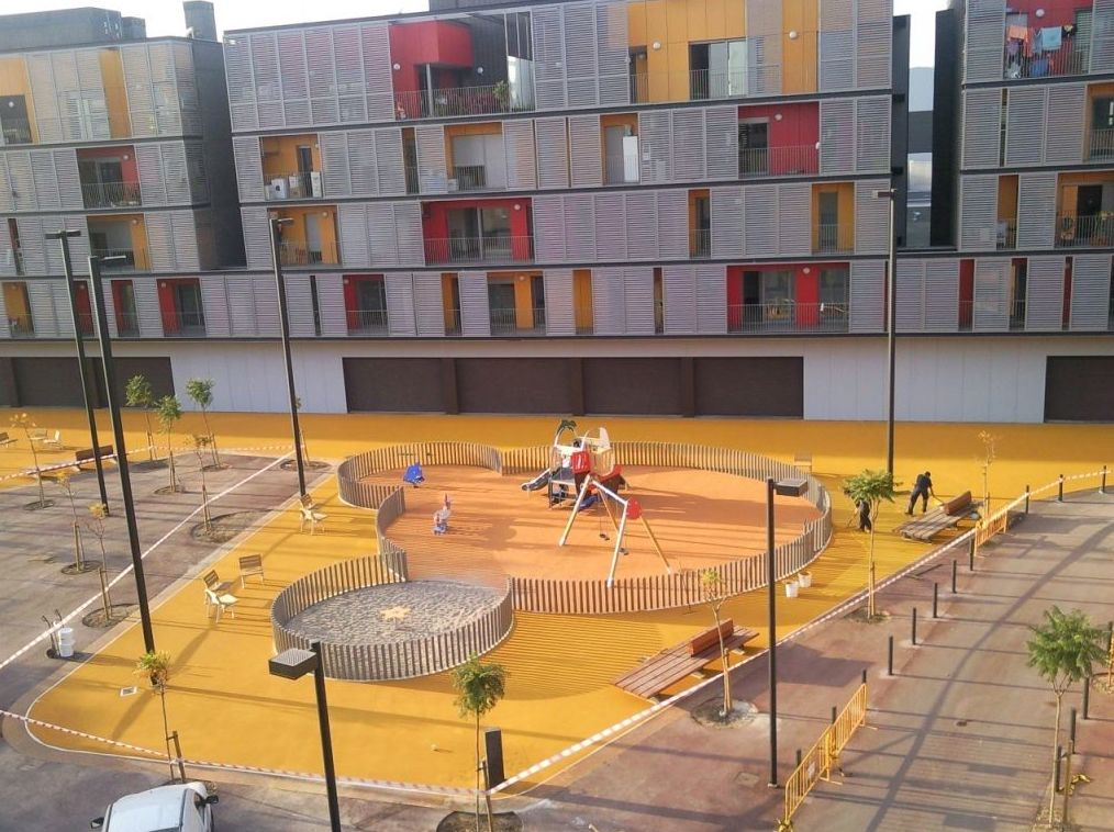 Foto 103 de Pavimentos industriales en Sant Boi de Llobregat | Paviasfalt