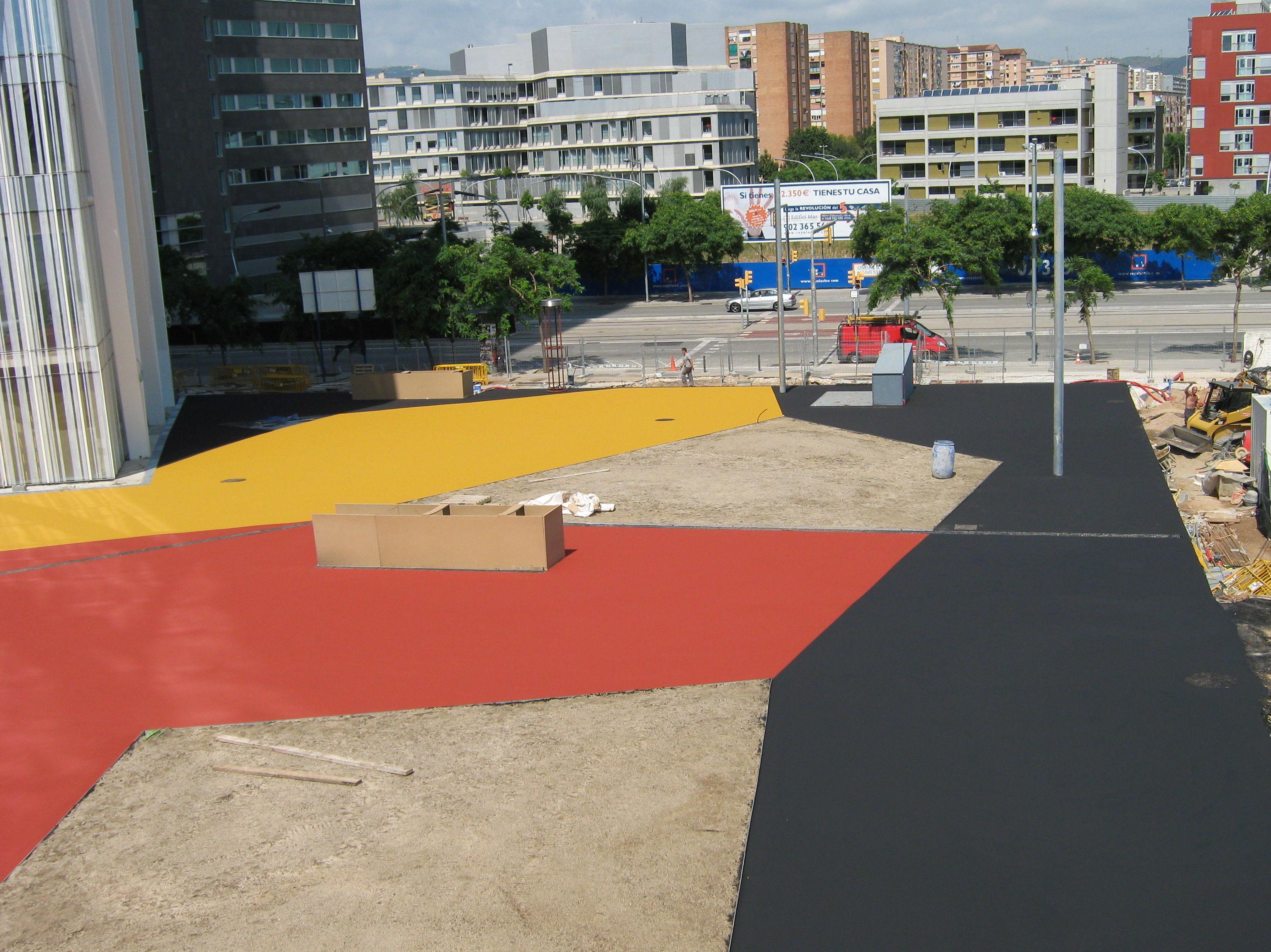 Foto 99 de Pavimentos industriales en Sant Boi de Llobregat | Paviasfalt