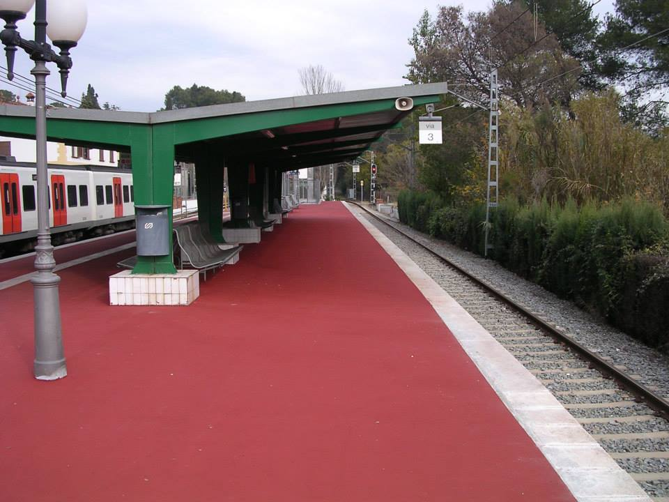 Instalaciones públicas: Obras realizadas de Paviasfalt