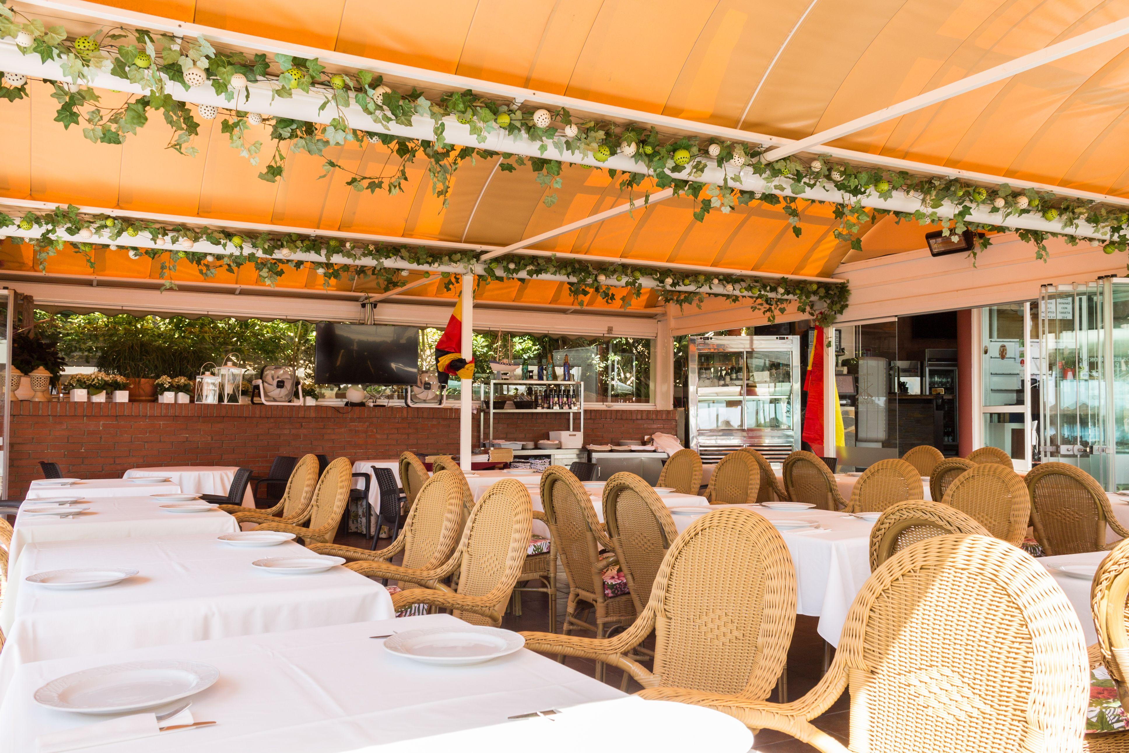 Restaurante con cocina mediterránea en Málaga