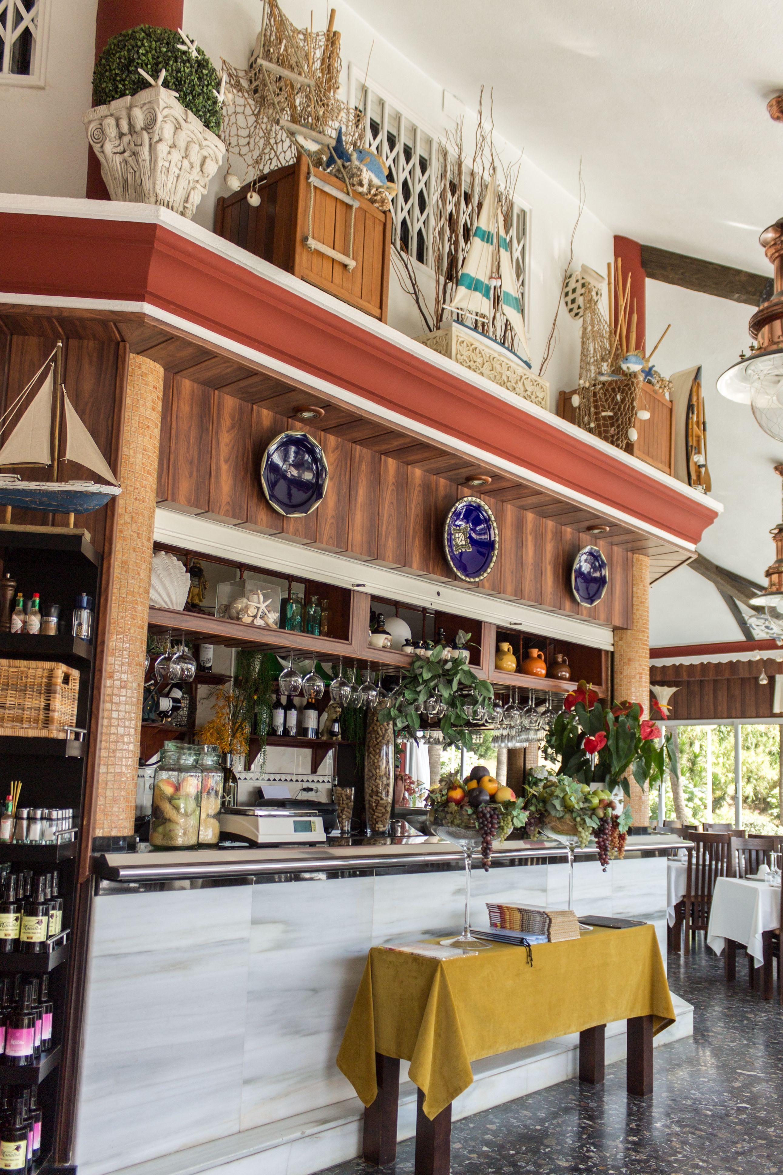 Restaurante arrocería en Málaga