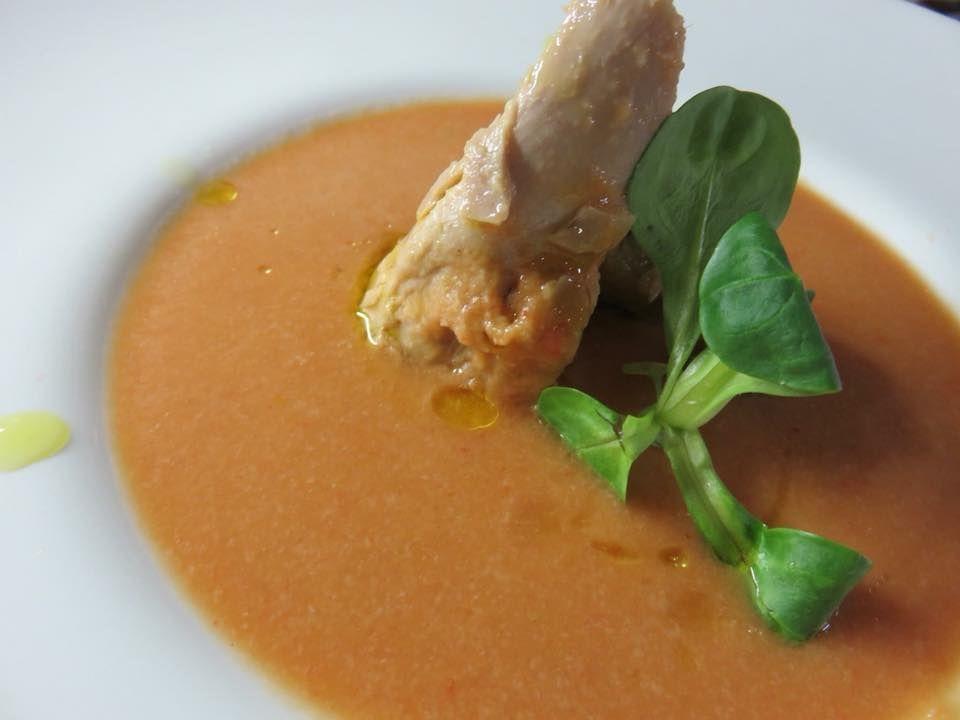 Sopas frías y calientes: Carta de Restaurante Los Remos Lázaro