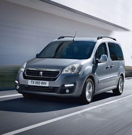 Peugeot Partner: Alquiler de vehículos de Altiplano Rent a Car