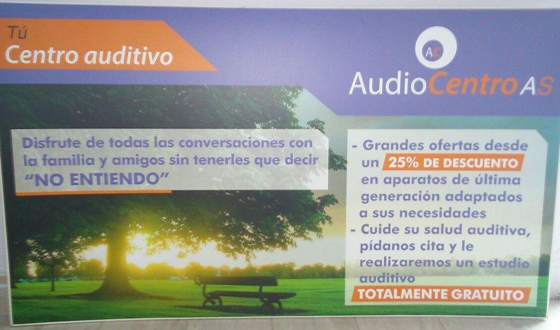 plan renove para audífonos en  Audiocentro vallecas