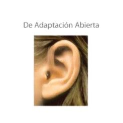 Audífono de adaptación abierta: Servicios y productos de Centro auditivo Conchi Prieto