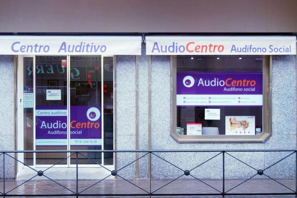 Centro auditivo en C/ Nuestra Señora de Valverde, 18 en Madrid