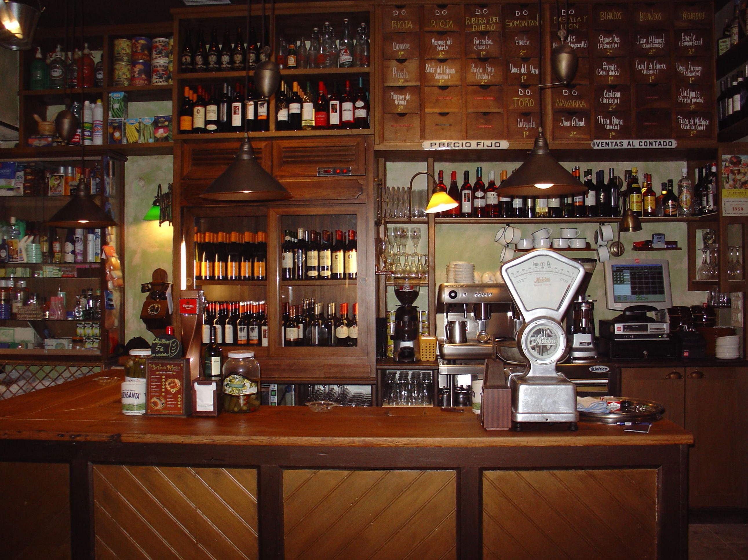 bar tienda mariluz