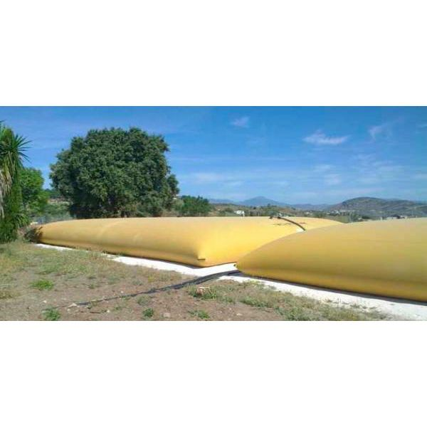 Cisternas flexibles