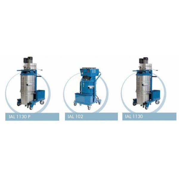 Aspiradores industriales líquidos-sólidos