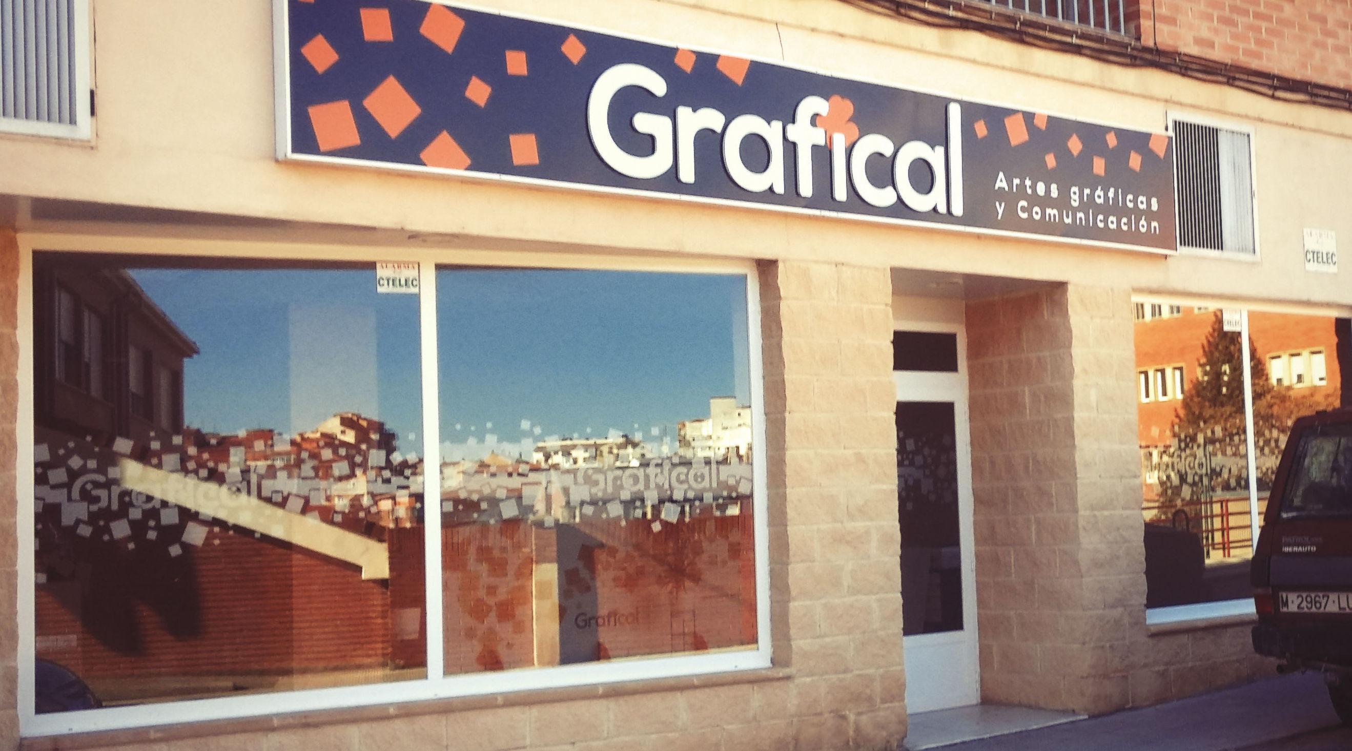 Foto 3 de Imprentas en Soria | Grafical, S.L.