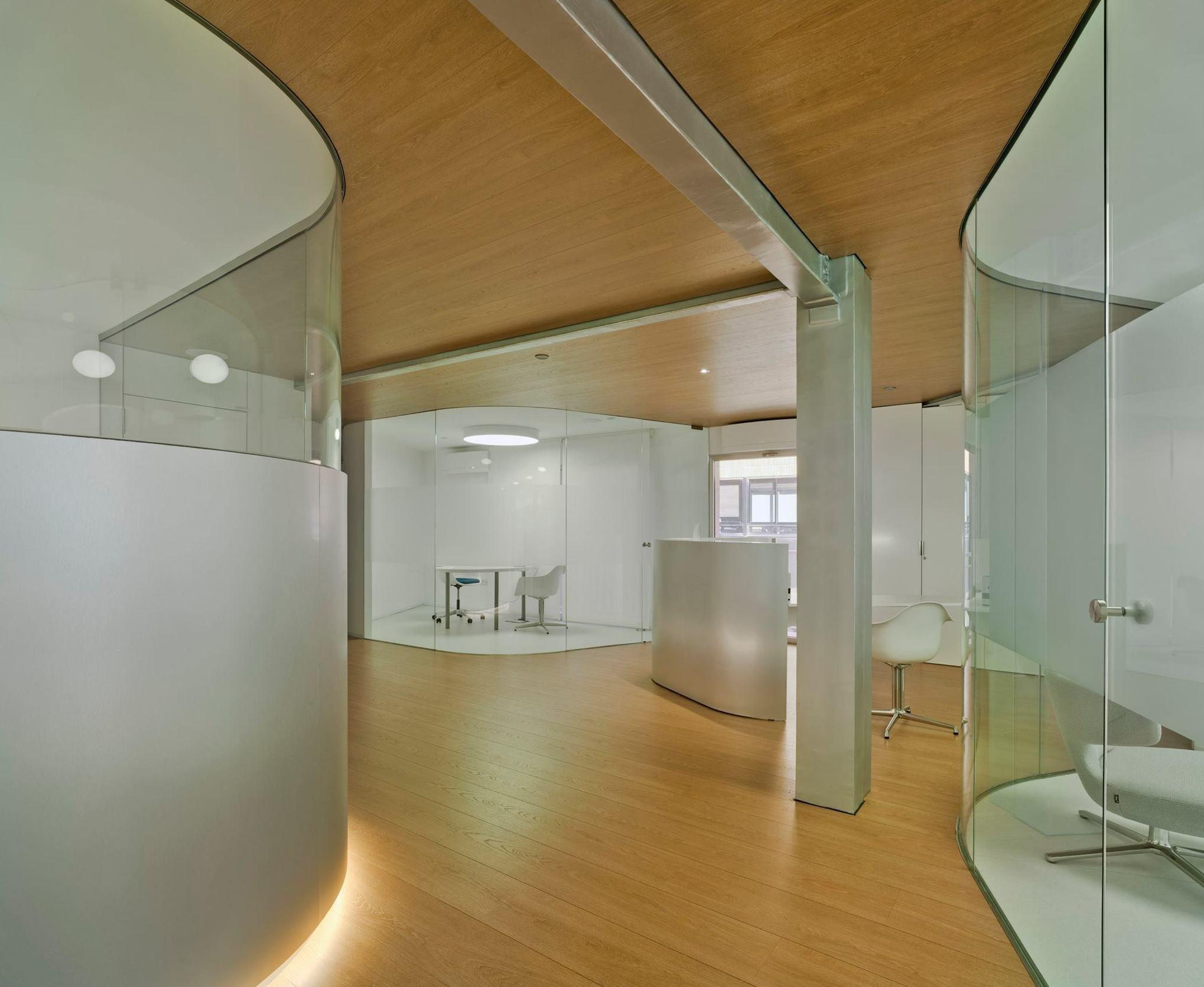 Obra en clínica dental en Valencia