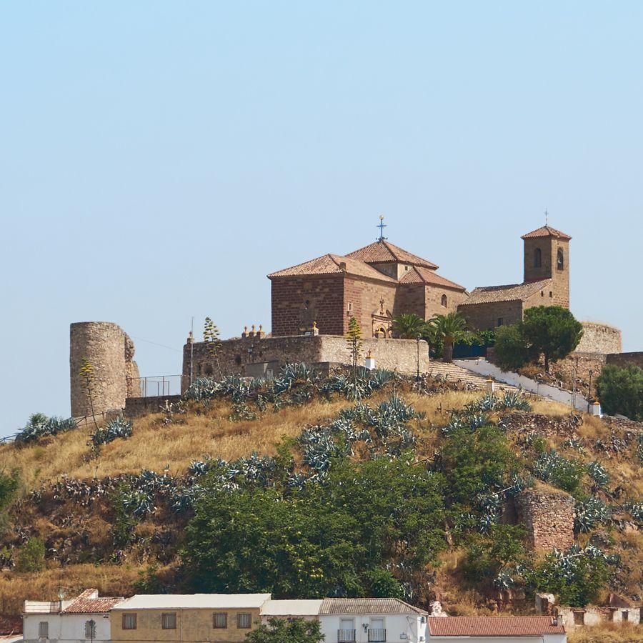 Castillo de Vilches