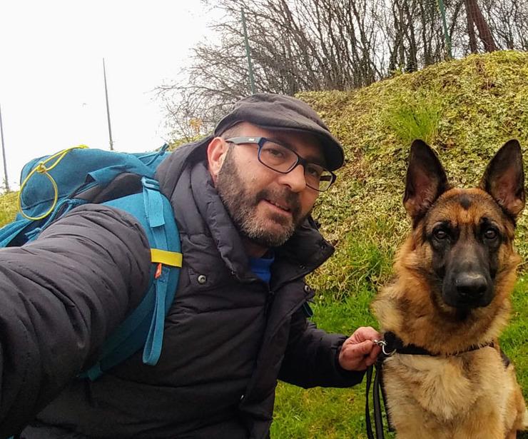 Organización de rutas de senerismo con mascotas