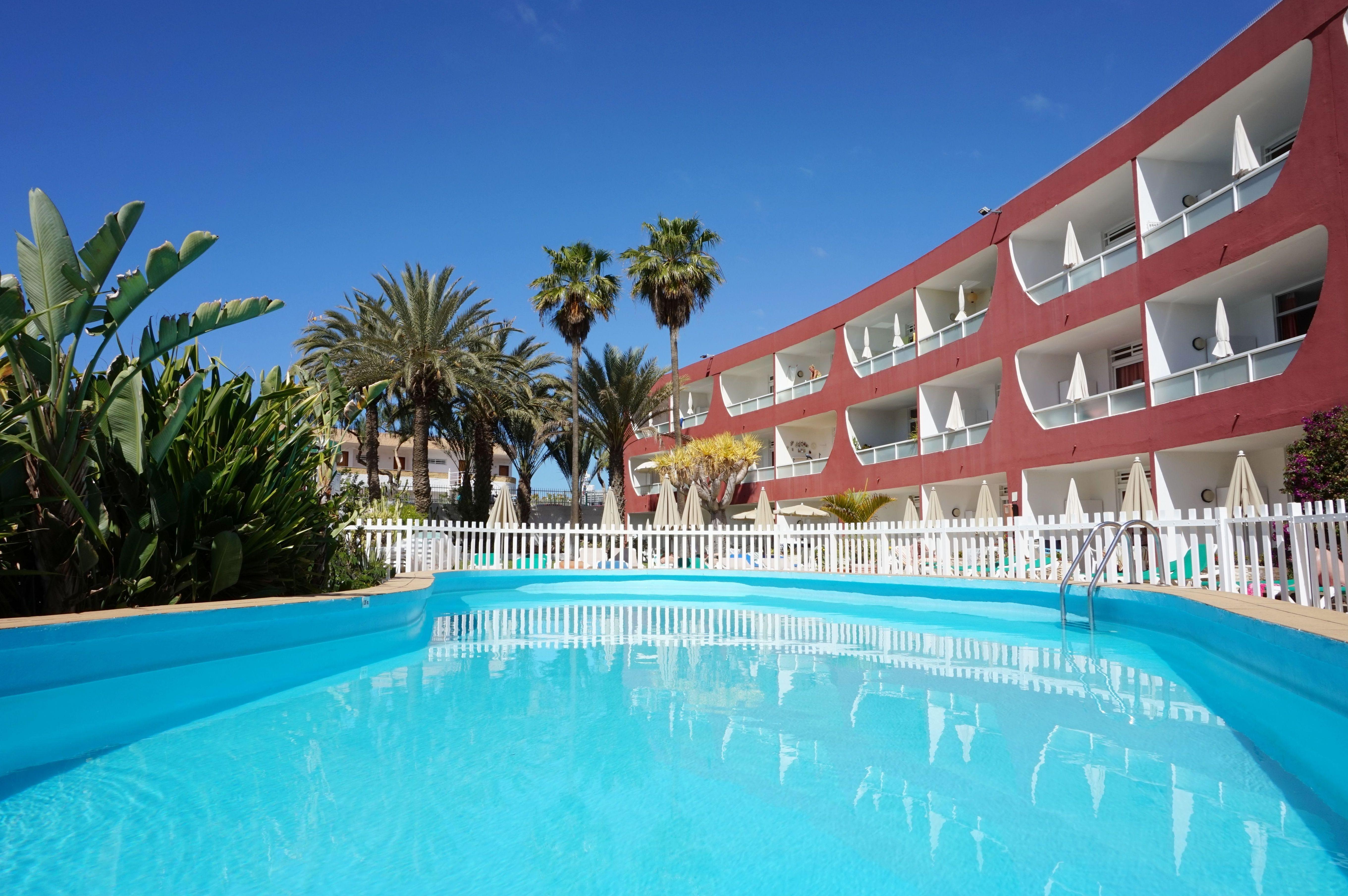 Apartamentos turísticos Playa del Inglés