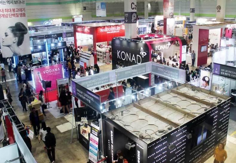 Corea se prepara para dos de las mayores ferias de peluquería y belleza en Asia