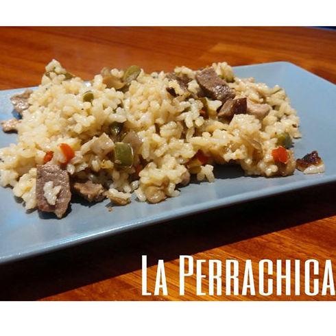 Arroz de setas: Carta de Restaurante La Perrachica