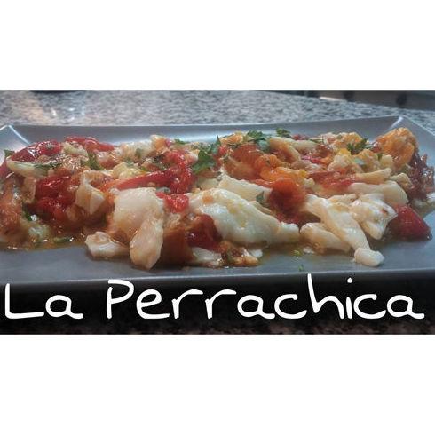 Pimientos asados: Carta de Restaurante La Perrachica