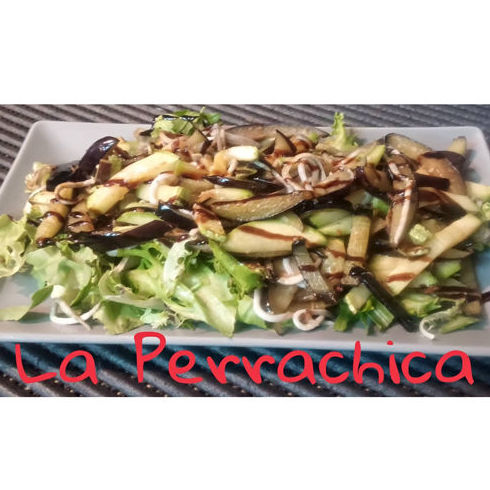 Ensaladas: Carta de Restaurante La Perrachica
