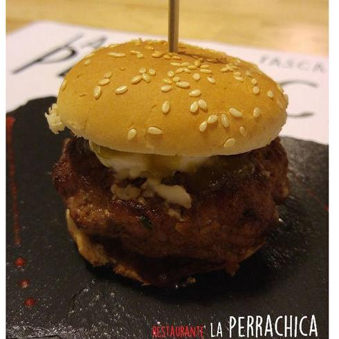 Hamburguesas: Carta de Restaurante La Perrachica