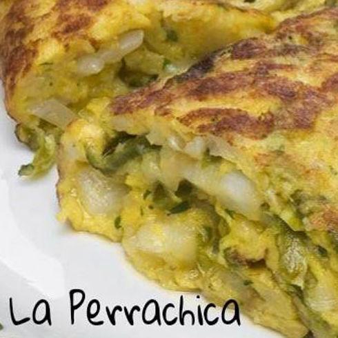 Tortilla: Carta de Restaurante La Perrachica