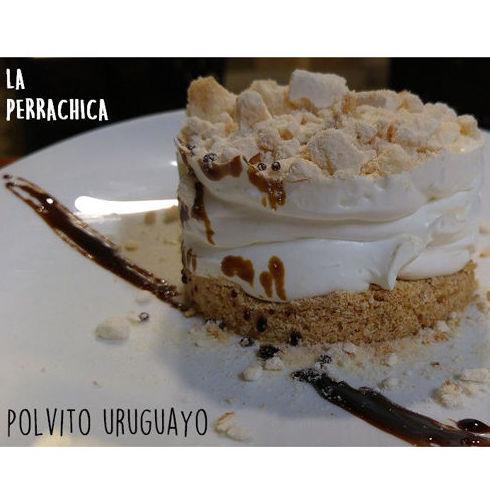 Polvito uruguayo: Carta de Restaurante La Perrachica