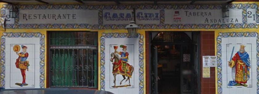 Restaurantes en Usera, Madrid