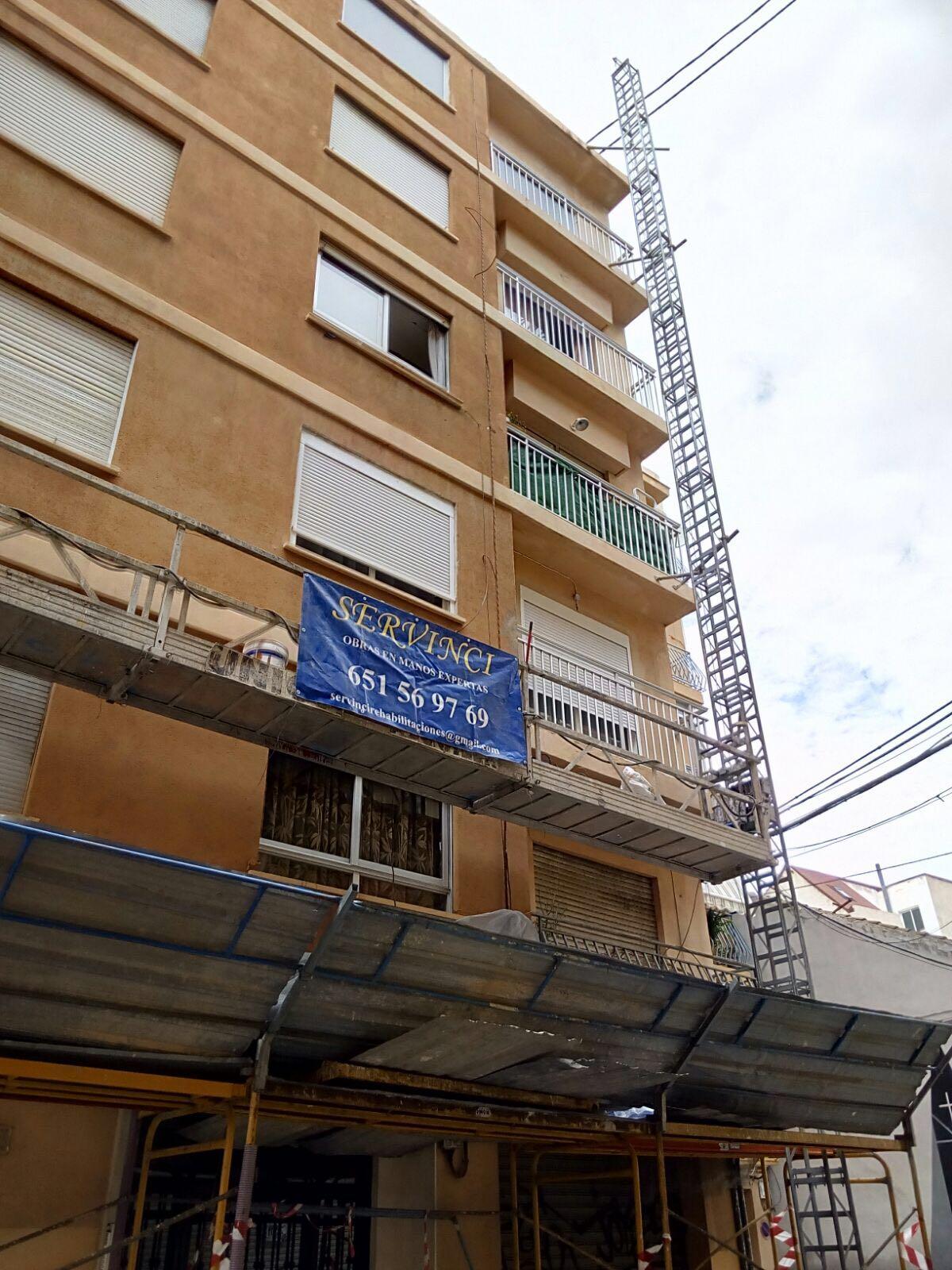 Foto 26 de Rehabilitación de edificios en València | Servinci Rehabilitación y Mantenimiento