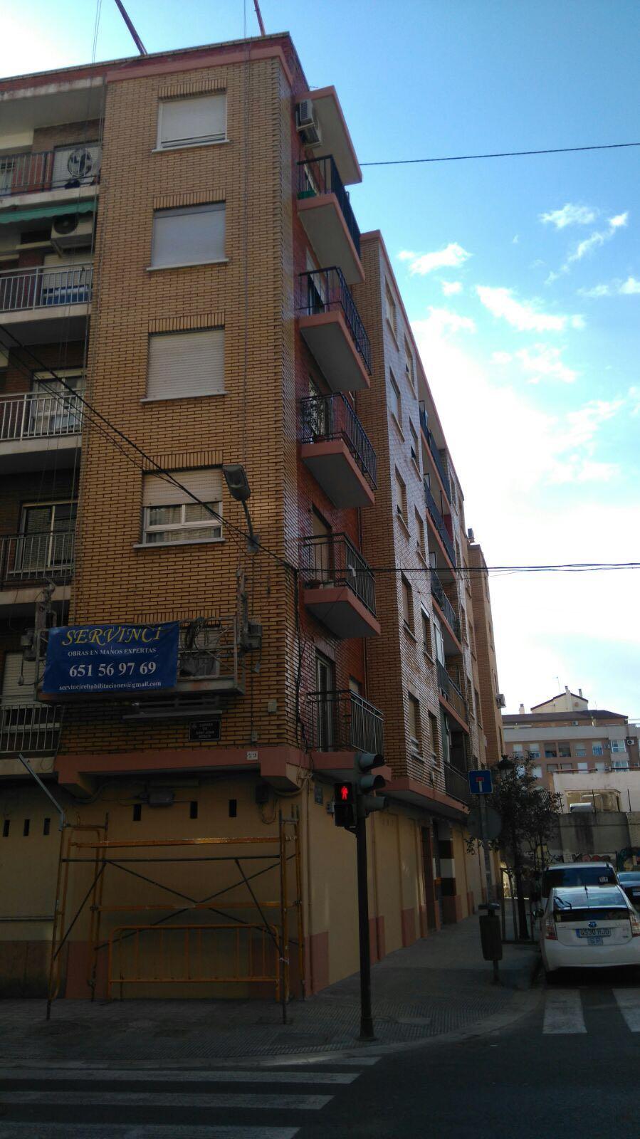 Foto 28 de Rehabilitación de edificios en València | Servinci Rehabilitación y Mantenimiento
